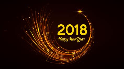 happy new year 2018 special happy new year 2018 wallpaper hd greetings desktop images