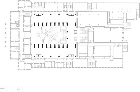 central imperial floor plan gallery of imperial war museum foster partners 10