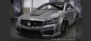 Mercedes Performance Tuning Breit Ist Allright Mercedes Cls 63 Amg Mit 750 Ps Gsc