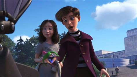 Couples Finding Couples Finding Dory Trailer Features