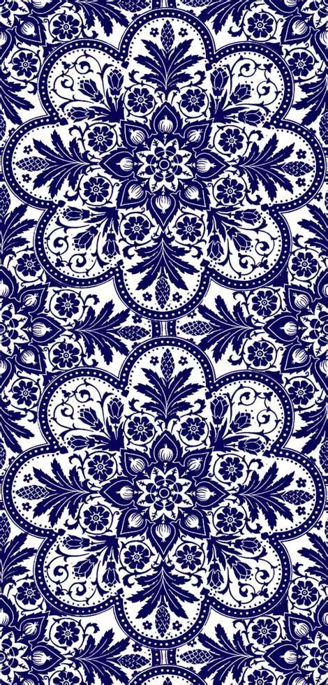 blue mandala pattern spoonflower com pattern somewhere between mandala