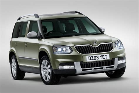 skoda yeti 2014 price revealed auto express