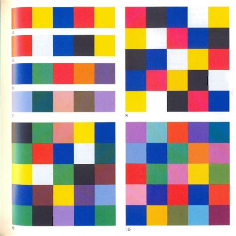 elements of color itten johannes the elements of color