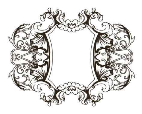 baroque pattern history baroque graphic design www pixshark com images