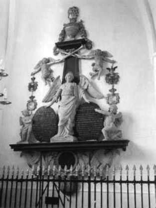 poulsen lade epitafium jens poulsen og familie 1715