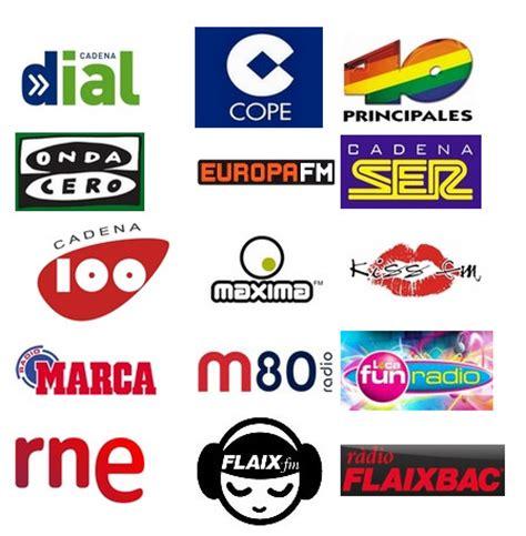 emisoras radio españa lista escucha la radio online radio p 225 ginas web