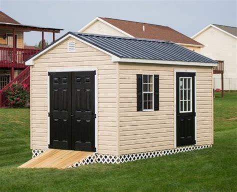 storage shed portable storage building byler barns