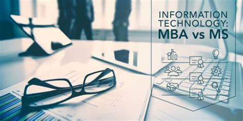 Information Technology Ms Or Mba by Differences In Study Information Technology Mba Vs Ms