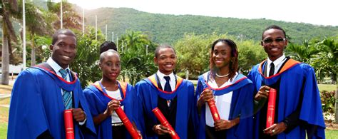 Mba In Jamaica by Graduation 2014 The Of The West Indies At