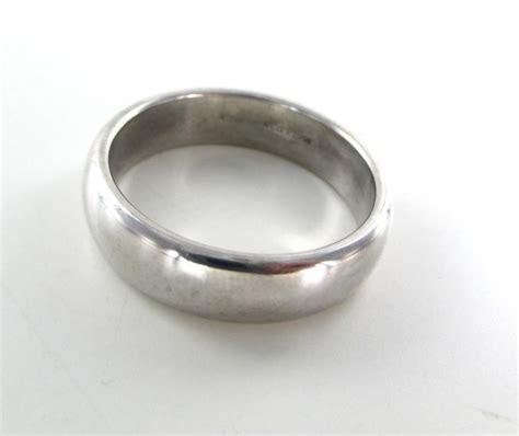 tiffany co platinum co engagement ring size 11 5 unisex