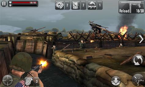 download game frontline commando ww2 mod frontline commando d day mod