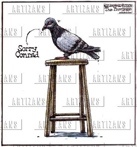 Stool Piegon by Artizans Image Information Stool Pigeon Apologizes To