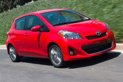 Toyota Yaris 2014 2014 Toyota Yaris Overview Cars