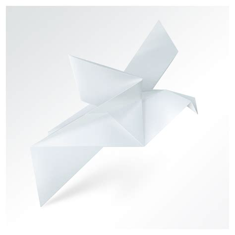 Origami Pigeon - origami pigeon by box426 on deviantart