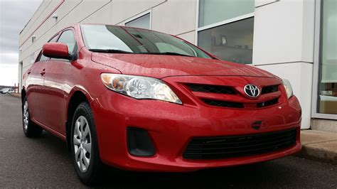 2011 toyota corolla ce automatic used 2011 toyota corolla ce automatic in amherst used
