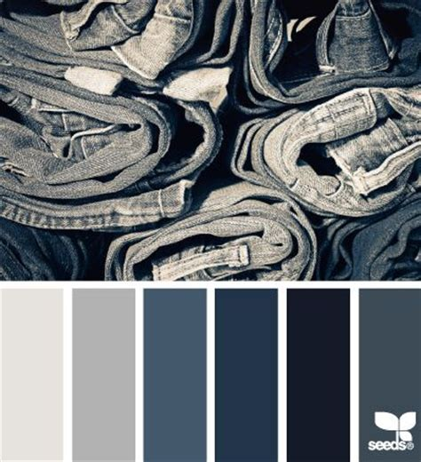 denim tones decor color combinations painting tips