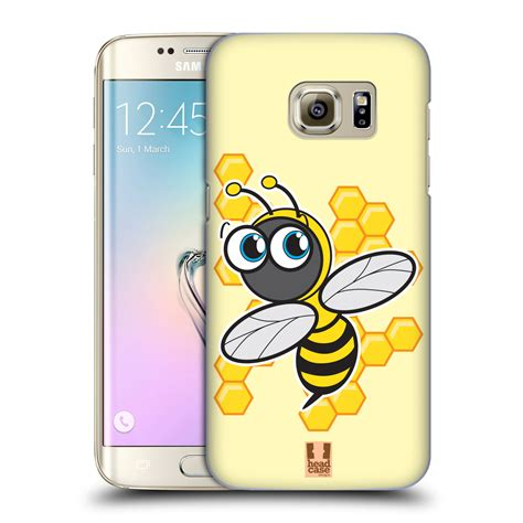 Tazmania Samsung Galaxy S7 Edge Casing Cover Hardcase designs eye bugs back for samsung