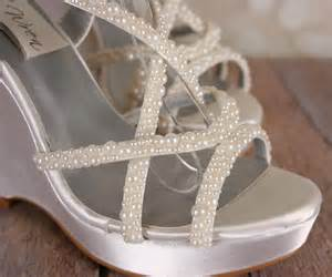 ivory strappy sandals wedding ivory wedding shoe wedges strappy sandal bridal heels