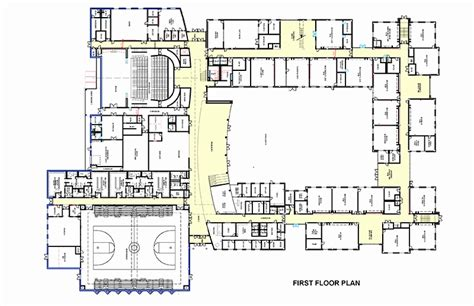high school floor plans pdf school floor plan pdf 47 beautiful stock of high school