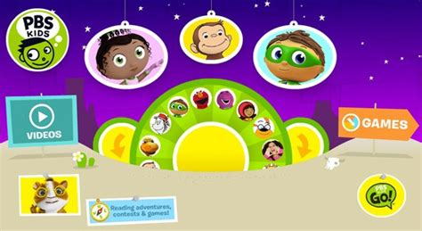 themes list woub gallery pbs kids go org games best games resource