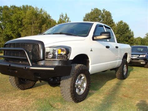 how to fix cars 2007 dodge ram 2500 engine control buy used 2007 dodge ram 5 9 cummins diesel 2500 laramie low miles 4wd in corinth mississippi