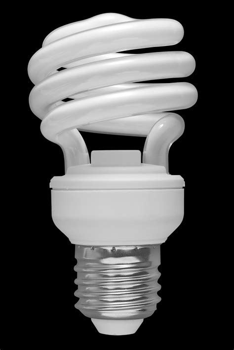 black spiral cfl light bulb no tripping the light fantastic this debate