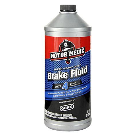 motor medic motor medic 174 m4532 32 fl oz dot 4 hd brake fluid