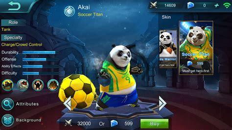 Akai Panda Warrior akai panda warrior review mobile legends