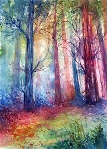 Landscape Artists Watercolor 25 Best Ideas About Watercolor Landscape On