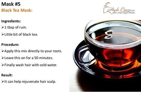 black tea mask diy 5 best hair masks