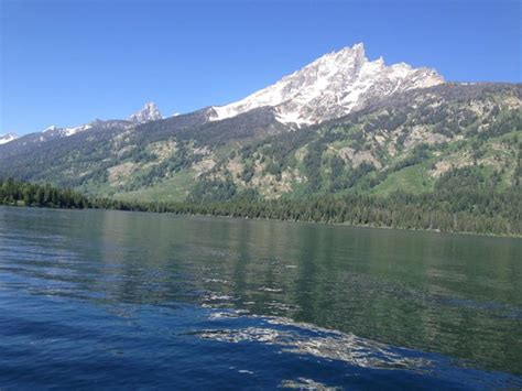 boat ride grand teton national park view on boat ride on jenny lake picture of inspiration