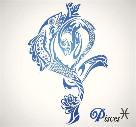 pisces symbol tattoo designs pisces designs