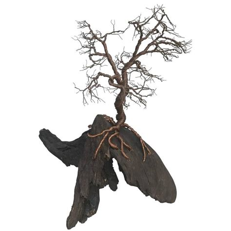 steel wire tree sculpture and centerpiece for sale at 1stdibs