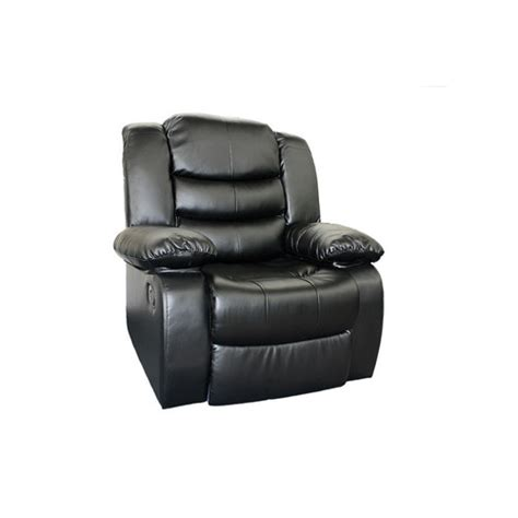 dream lounger recliner dream lounge bonded leather recliner chair temple webster