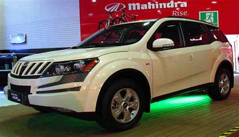 indian car mahindra mahindra xuv500 to be the indian car with android