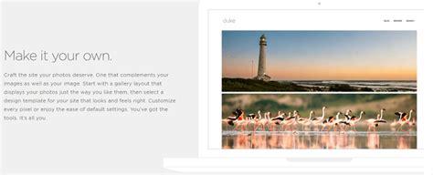 8 Best Photography Portfolio Websites To Showcase Your Talent Smugmug Website Templates