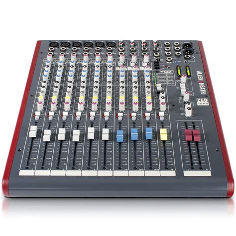 Mixer Allen Heath Zed 12fx allen heath zed 12fx 171 mixer