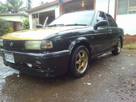 1991 nissan b13 1991 nissan b13 for sale in linstead for 190 000 cars