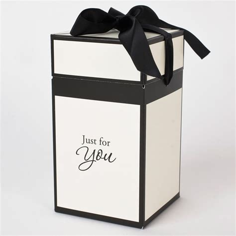Wedding Gift Box Large by Flat Packed Candle Gift Box Large Only 99p