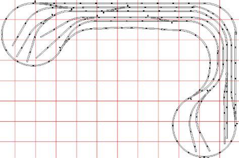 mr shelf plan benchwork ho shelf layouts mr a track