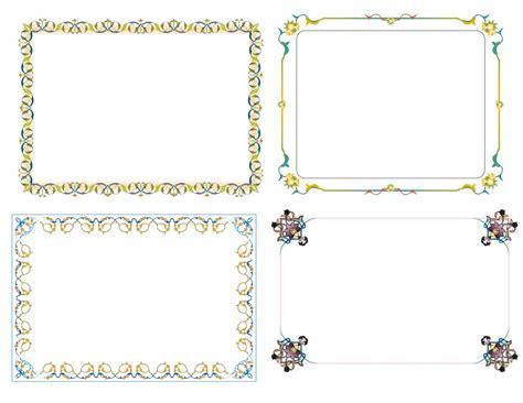 Yasin Modern Biru 1 template kartu nama kosong psd background sertifikat keren