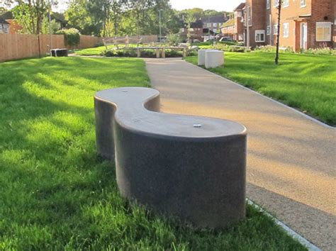 concrete curved bench marlborough curved concrete outdoor bench seating