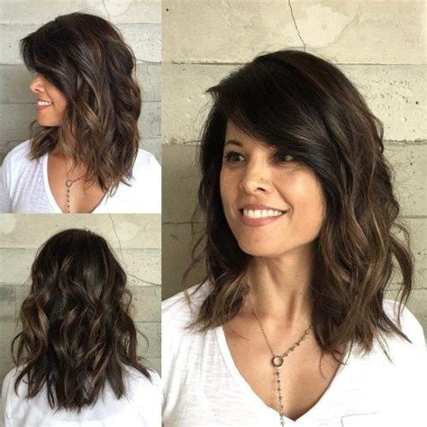 going out hairstyles for long thick hair 90 sensational medium length haircuts for thick hair