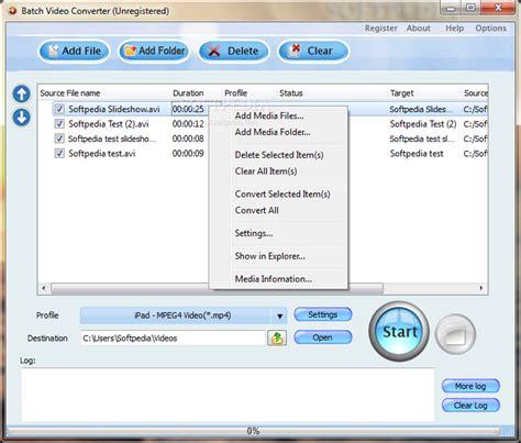 video format batch converter batch video converter download