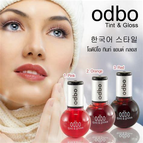 Odbo Colors Liptint odbo lip tint pemerah bibir harga murah