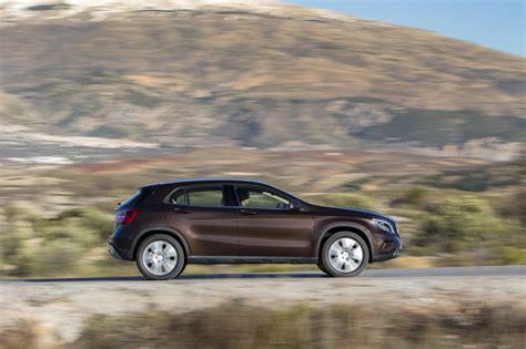 Auto R Cknahme H Ndler by Test Mercedes Gla Zwischen Ponyhof Und Promenade