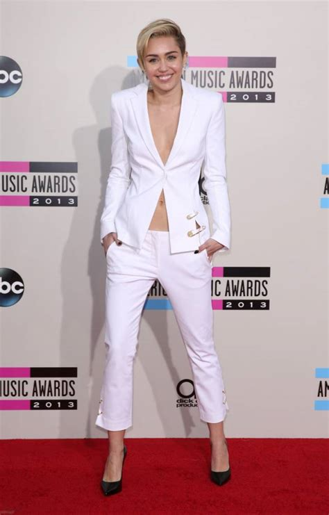 American Awards Best Dressed by American Awards 2013 From Miley Cyrus To