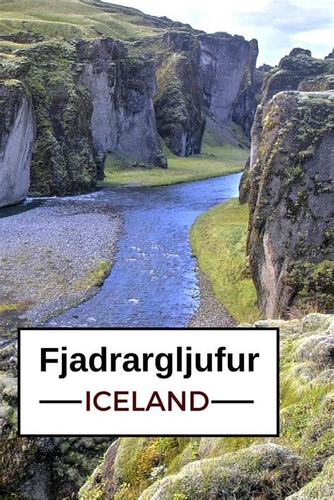 iceland the official travel guide books visit fjadr 225 rglj 250 fur iceland photos info