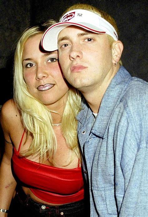 eminem and wife kimberly ann scott biography of eminem s ex wife where