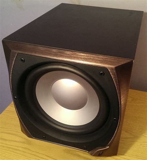 infinity modulus msw  subwoofer infinity modulus msw